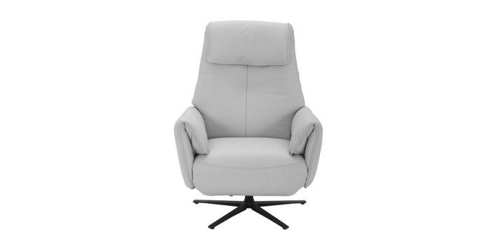 Faenza Motion Lounge Chair Light Gray