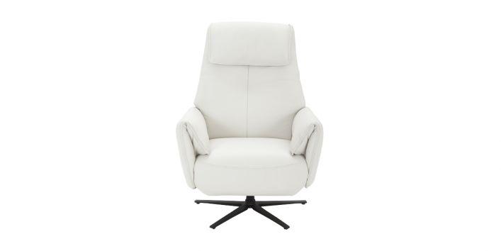Faenza Motion Lounge Chair White