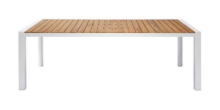 Aviana Outdoor Dining Table White