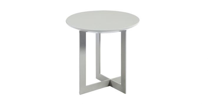 Clara Side Table Gray