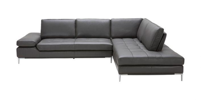 Empire Right Sofa Dark Gray