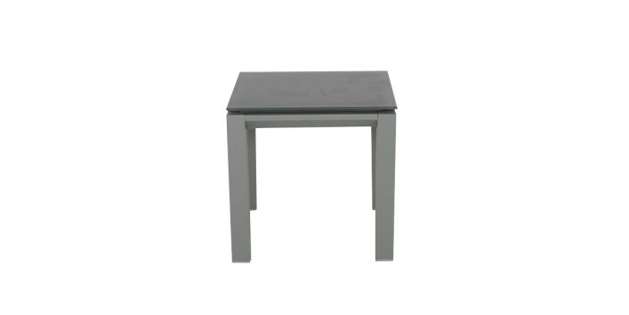 Isa Outdoor Side Table Gray
