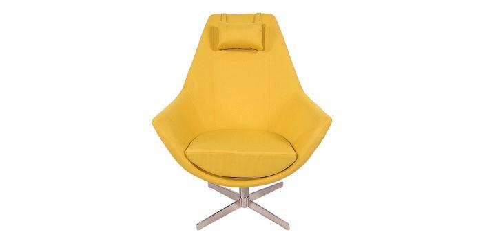Kendra Armchair Yellow