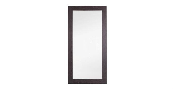 Lanzo Mirror Ash Gray