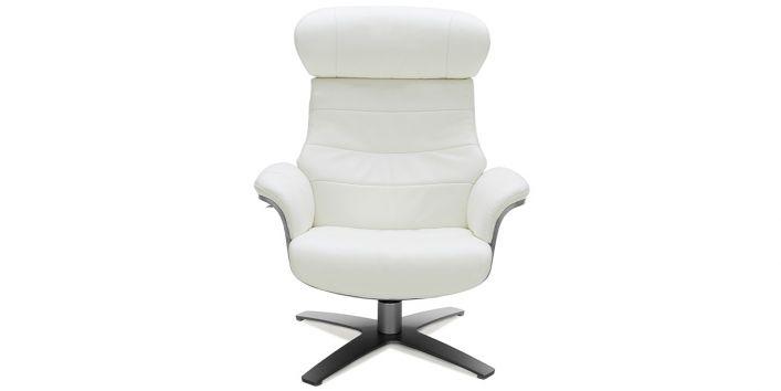 Rowen Lounge Chair White