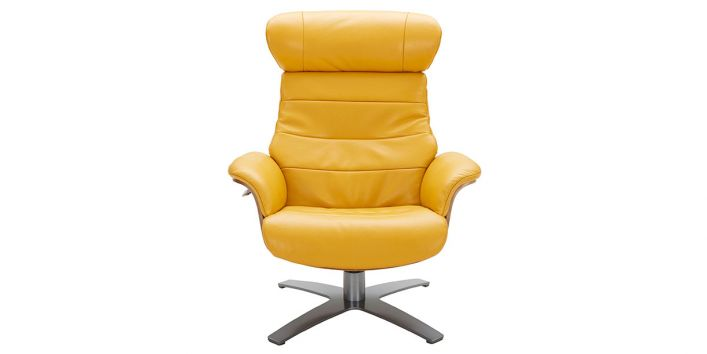 Rowen Lounge Chair Yellow