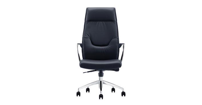 Apex Office Chair High Back Black