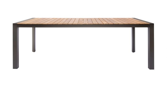 Aviana Outdoor Dining Table Taupe