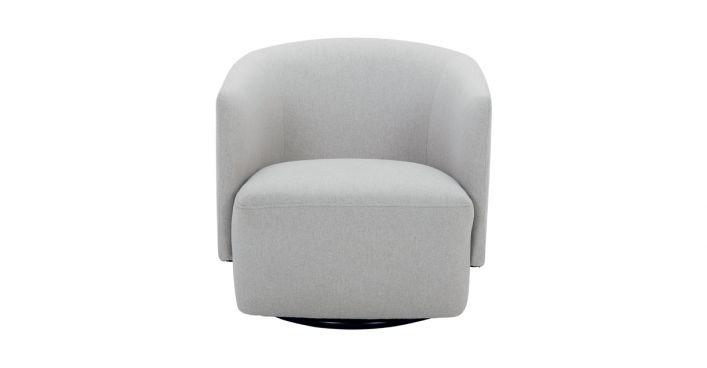 Carmel Lounge Chair Silver