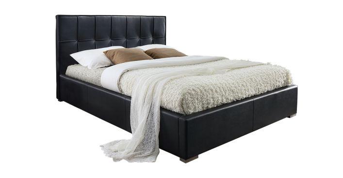 Casa Storage Bed Black