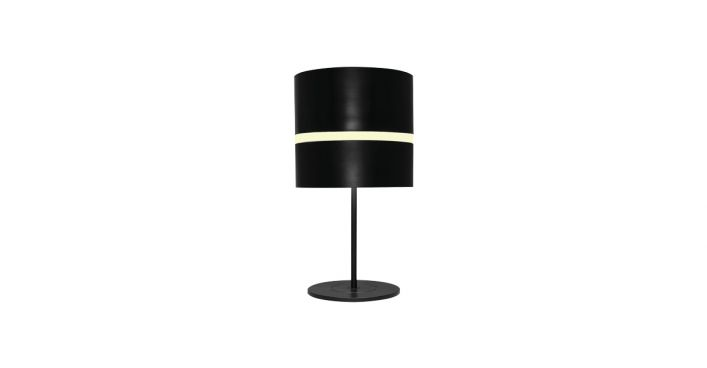 Omega Table Lamp Black