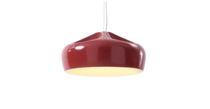 Ulf Ceiling Lamp Red