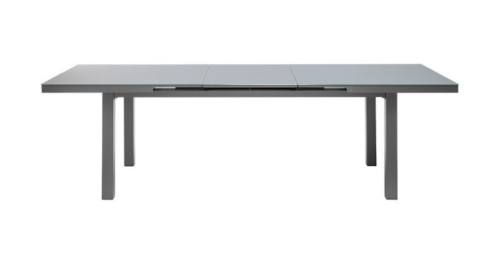 Vitale Outdoor Extendable Dining Table Gray