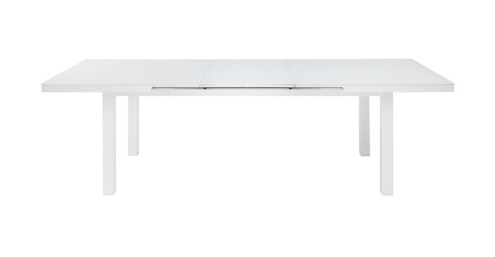 Vitale Outdoor Extendable Dining Table White